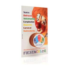 Fiesta Color Fantasía Café