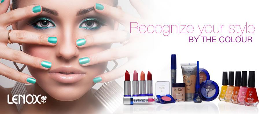 Lenox, Cada estilo tiene un color que lo define