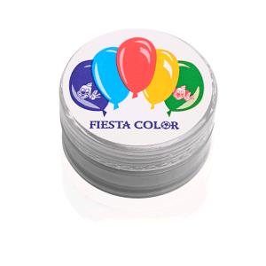 Fiesta Color Individual Plata