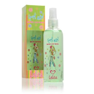 Lolita Sport Girl Splash and Spray