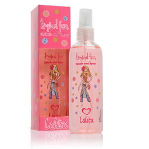 Lolita Tropical Fun Splash and Spray